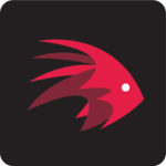 Red snapper logo provided by Salty Gecko